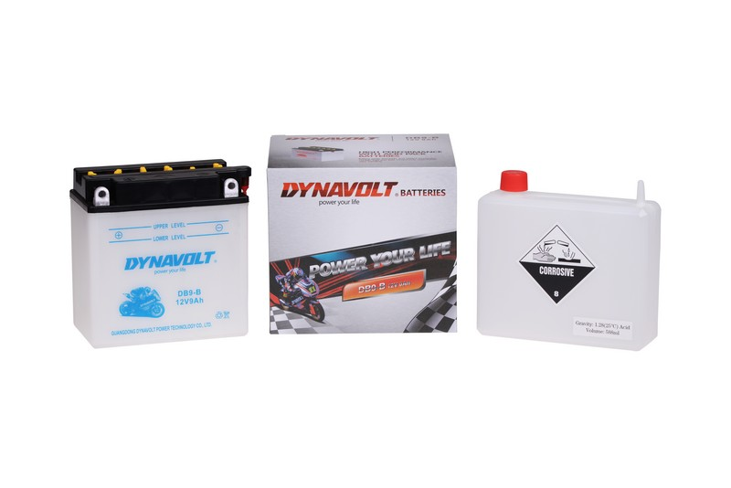 Akumulators DYNAVOLT 12V 9Ah 137x76x140mm DADB9B