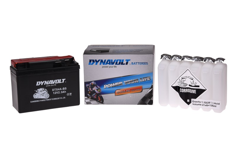 Akumulators DYNAVOLT 12V 12Ah 152x88x147mm DBDTX14BS
